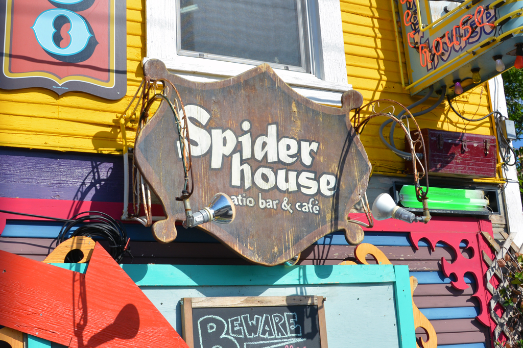 A_spiderhouse